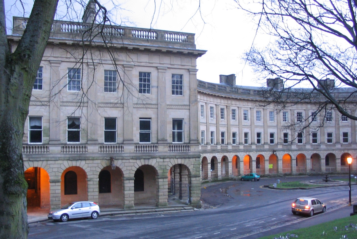 Buxton Crescent Spa Hotel