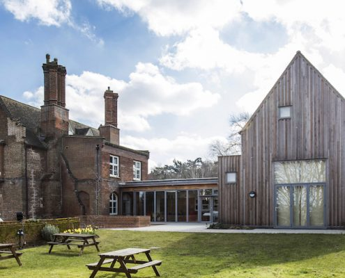 NJ Architects | Gippeswyk Hall