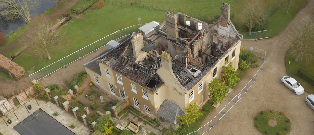 disaster recovery, restoration of historic buildings, listed buildings, insurance recovery