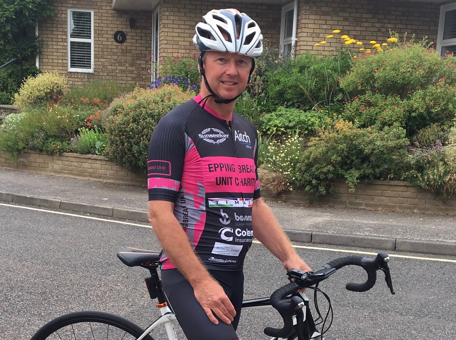 Shaun set to go the extra mile for charity - Nicholas Jacob Architects 1bd859213