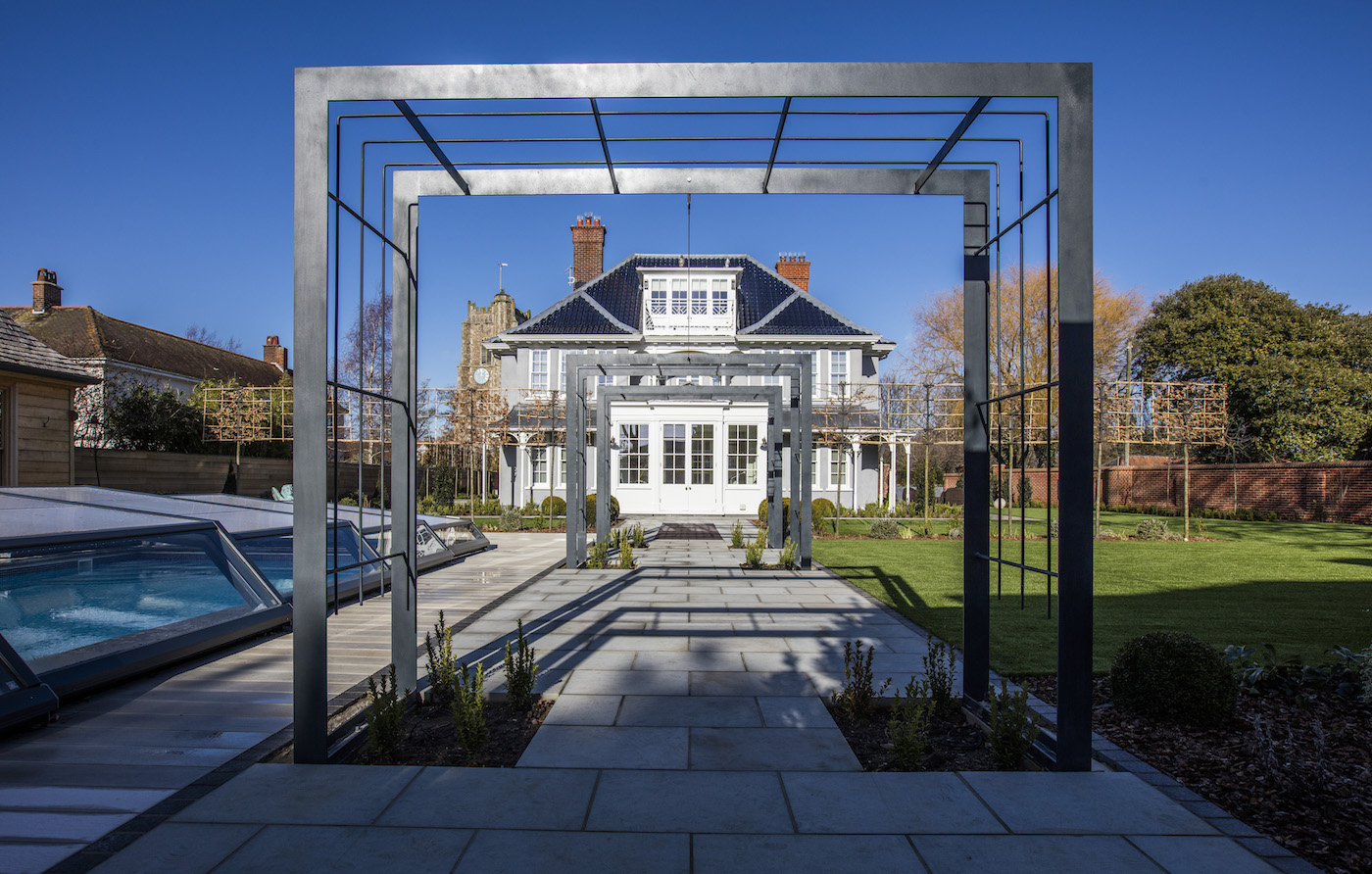 Colonial revival architecture