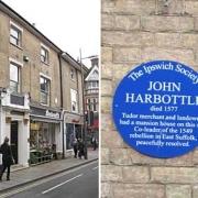 plaque harbottle