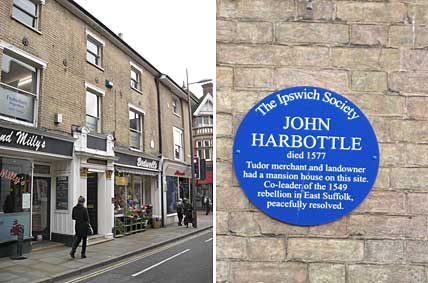 plaque harbottle