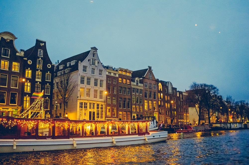 amsterdam european architecture