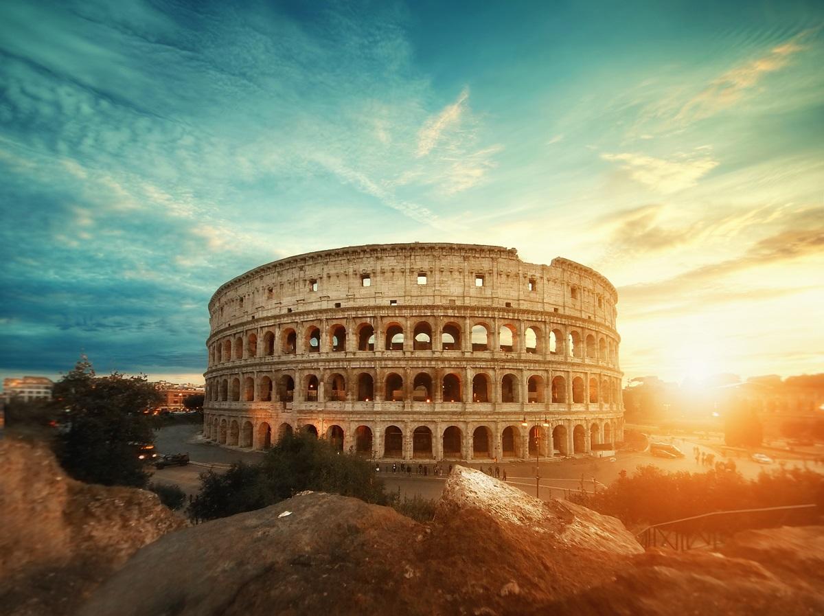 rome european architecture