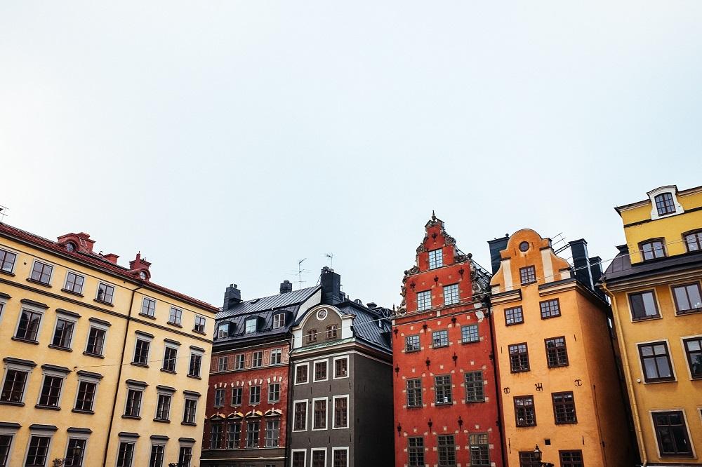 stockholm european architecture