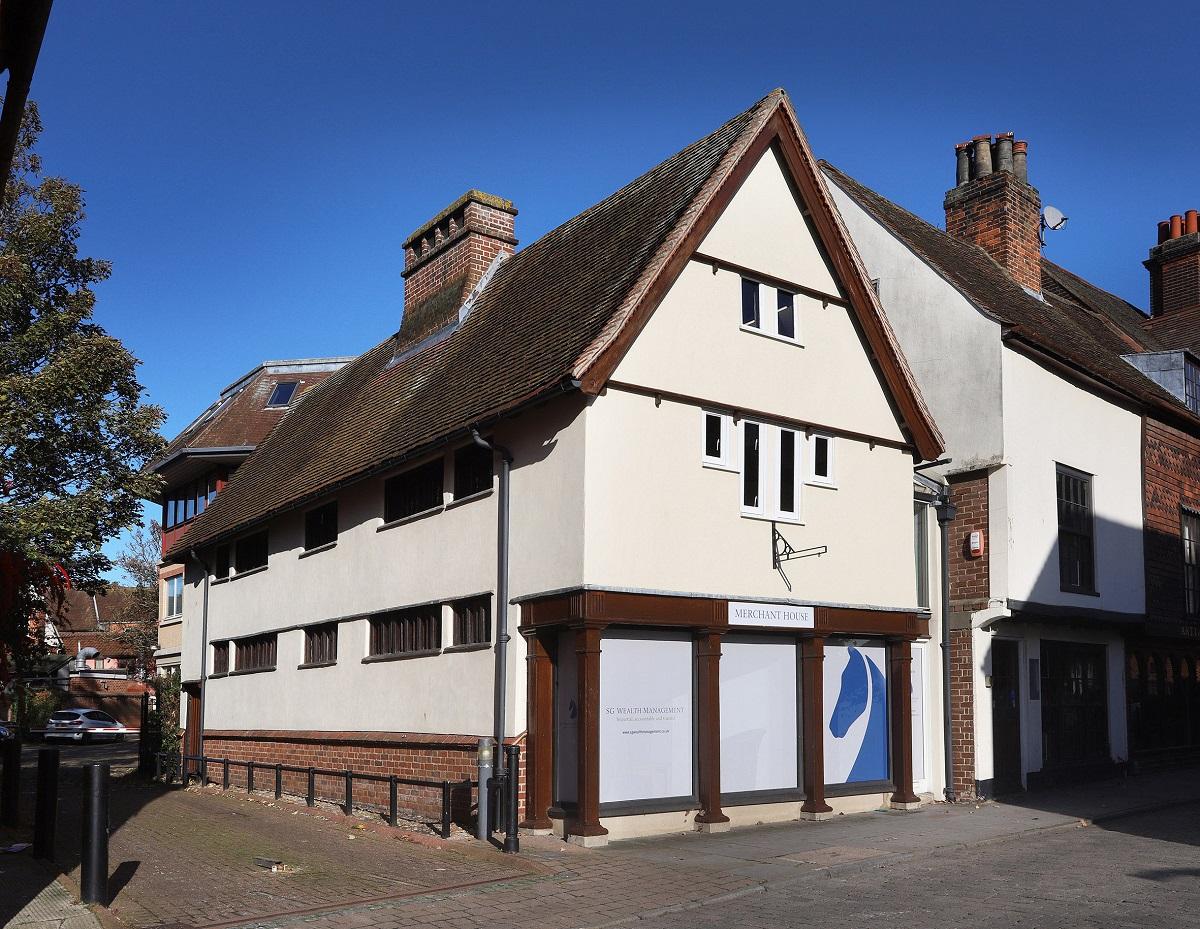 Merchant House