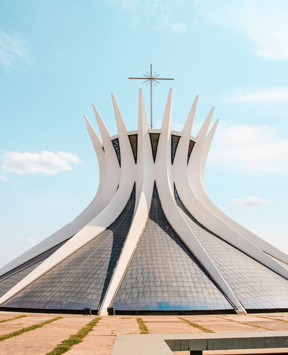 Cathedral of Brasilia, Brasilia architecture