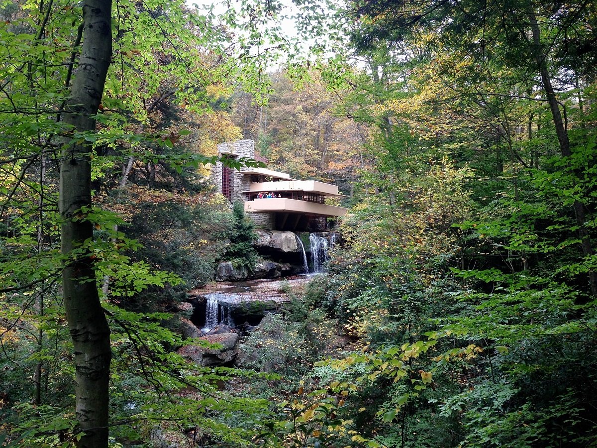 Fallingwater pennsylvania architecture