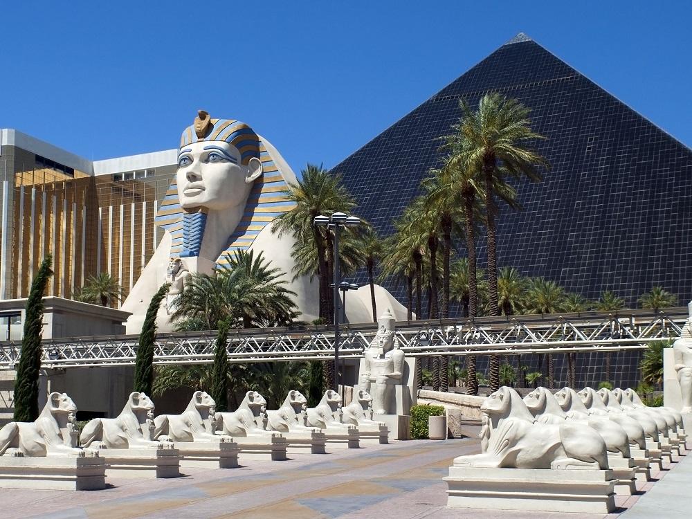 Luxor Hotel Vegas