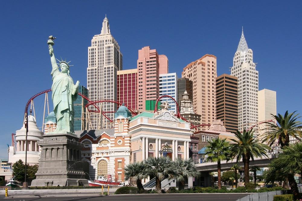 new york new york hotel vegas