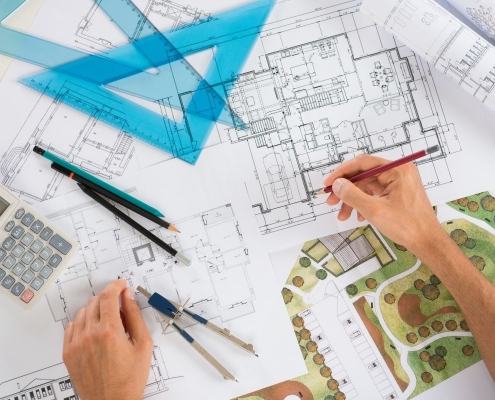 Choosing an architect